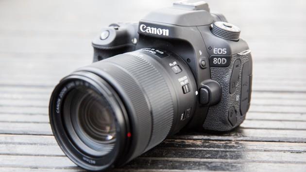 Canon EOS 80D | doodle tech